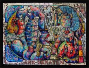 Ark-Henaten by Howard B. Johnson Jr.