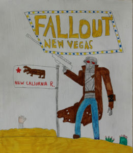 Fallout New Vegas by Doctor Who – To the Belinski Ruins