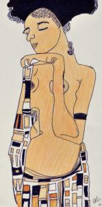 Miranda by Ali Cruickshank