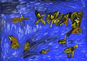 The wild Sea by Una Carter