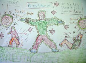 Breakdance by John Hayes