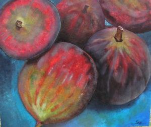 5 Figs by susy casillas