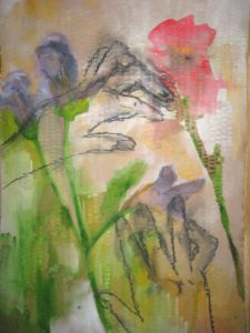 Arthritic Hands by Clare  Hyatt