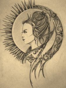 Lady Isolde by rachel henderson