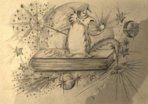 Cat Magic by rachel henderson