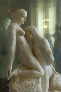 The Eternal Idol by Rodin by Sisyphus