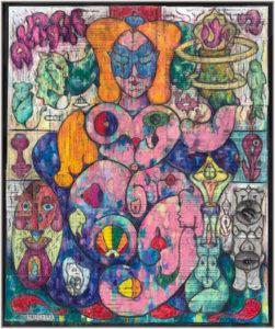 Auracle by Howard B. Johnson Jr.