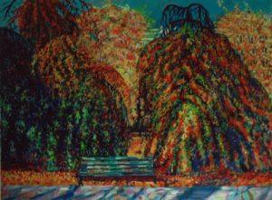 Autumn by Charles Sanderson