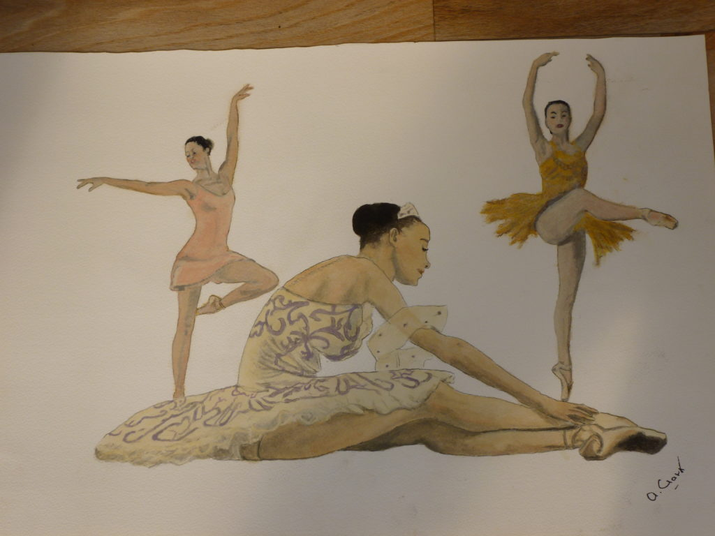 11722 || 679 || Ballerinas || If you intend to put this work up for sale || 463