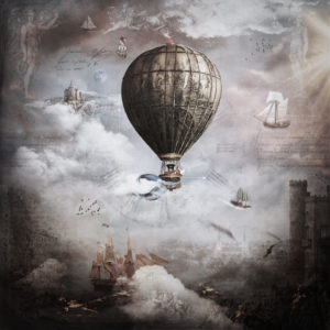 Fantastical Journeys – The Arbitrator by Marius Els Photography