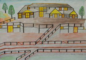 House on the Mountain by Barrington G