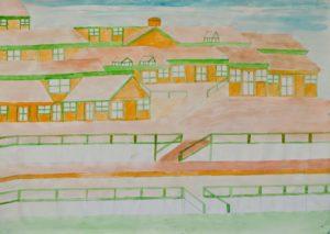 Hut on the House by Barrington G