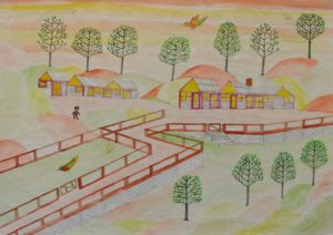 Triston House by Barrington G