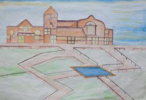 Clock House by Barrington G