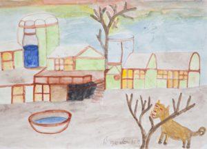 The Bottle House by Barrington G