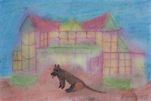 The Hound by Barrington G