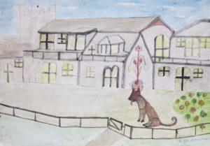 The House of God by Barrington G