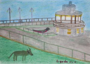 The Pavilion by Barrington G