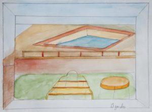 The Pool by Barrington G