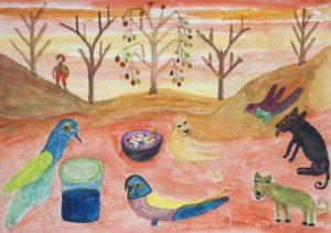 The Zoo by Barrington G