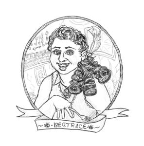 Beatrice by Lyeekha