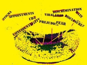 Bedpandoras Box Yellow Print by Mandy Webb