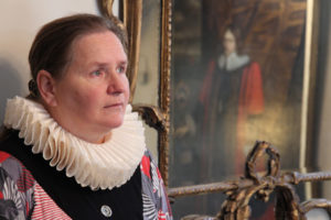 If we were there – Portraits from the Red Lodge (detail) by Art in Motion collaborative workshops
