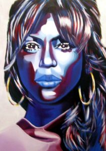 Beyonce 1 by john anderson