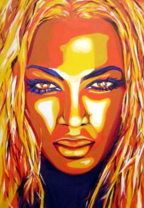 Beyonce 3 by john anderson