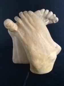 Big Foot by Anna Lando