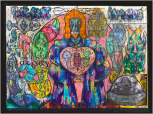 Bigfoot In Love by Howard B. Johnson Jr.