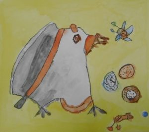 Bird by sadie withers
