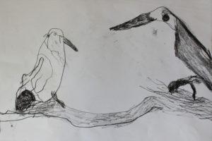 Birds by Sebastian Goschen