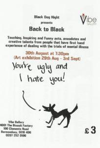 black_dog_flyer_001 by Paul Ashton