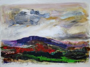 Black Mountains by Phil Wildman