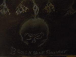 Blackskullthunder by jon-green