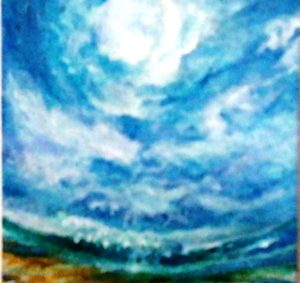 Blue Day by Maruska