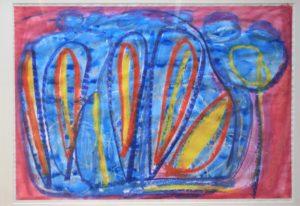 blue_snake by Mandy Freeman