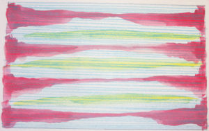 Blue Stripes by charles schuster