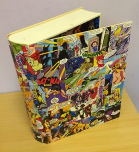3D Comic Book (number two) by David Mercer