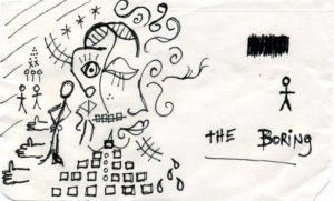 the boring by Michael Munoz