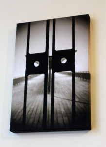 Pier Gates by ruffrootcreative