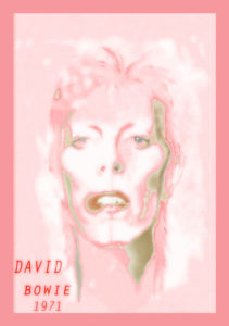 Bowie by Nicholas Moore