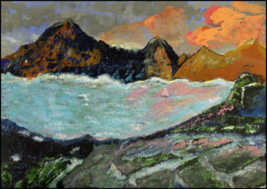 Lochalch by Bernard Parker