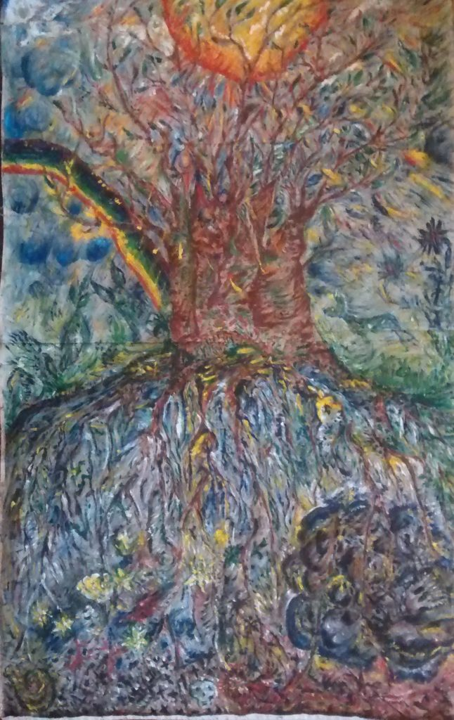 37162 || 5301 || The tree with roots down to hell and braches up to heaven || NULL || 7820
