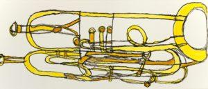 Brass by Brenda Cook