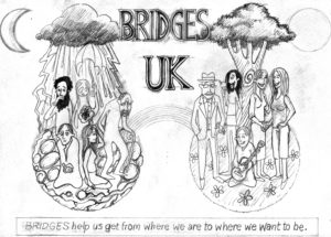 Unfinished design for depression help group 2009 by Andrew Saggers