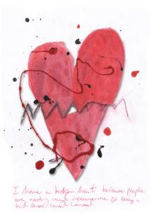Broken Heart by Sam Semtex
