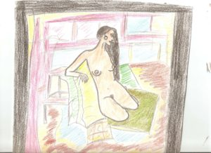 51. Brunet Vignette by Charles Devus