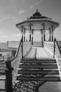 Bandstand 1 by Helen Howard